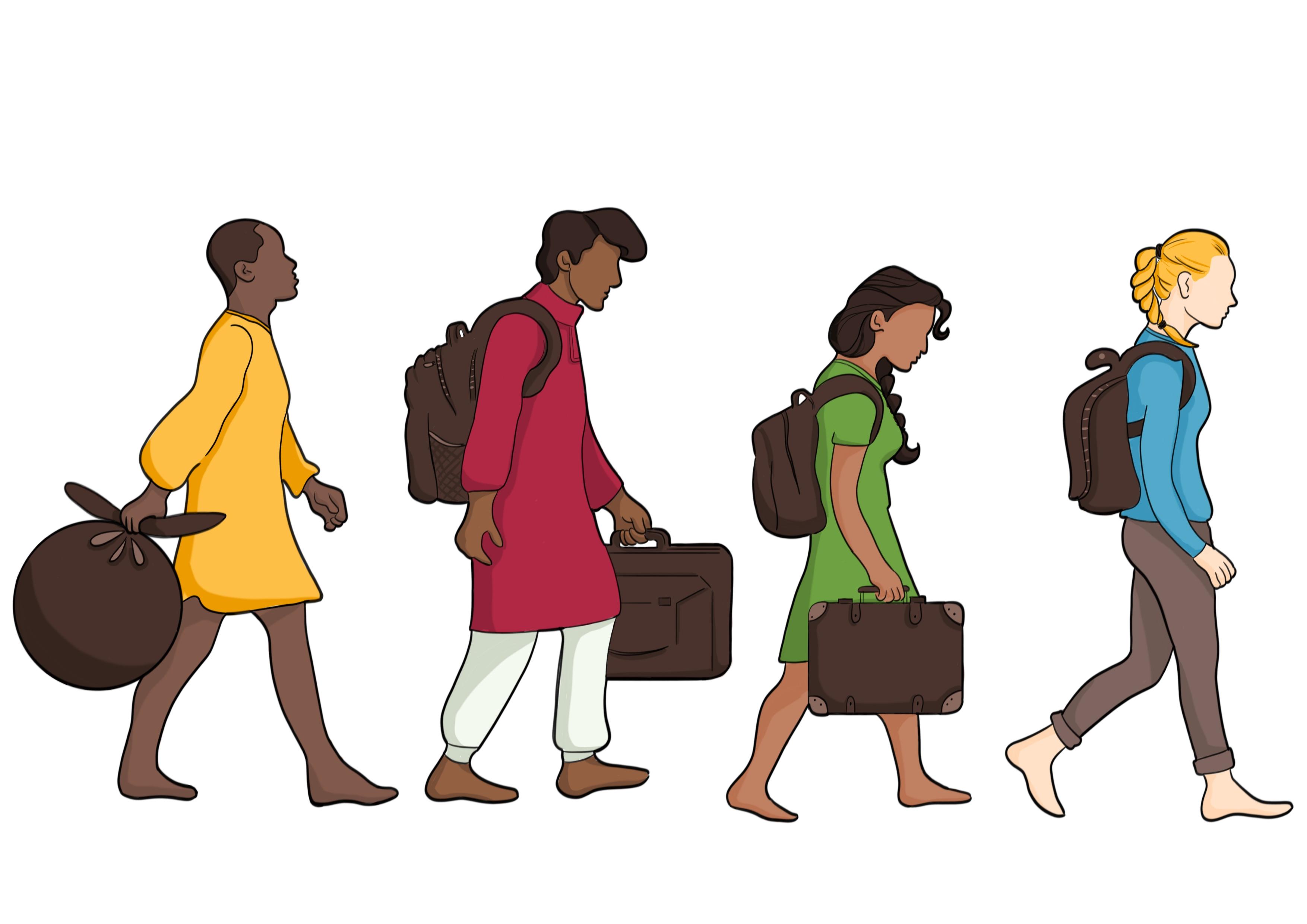 illustration migration